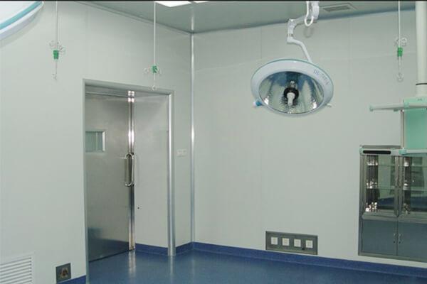 湖北层流手术室净化/